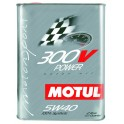 Motul 300V 5W40 Power
